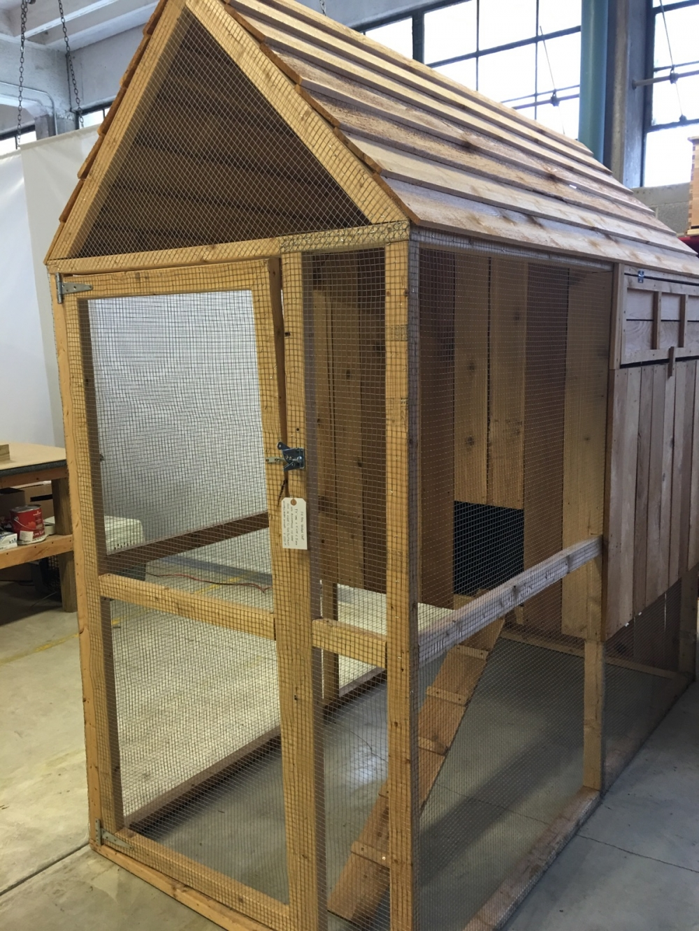 Chicken coop for sale trinity haymarket for Homemade chicken coops for sale